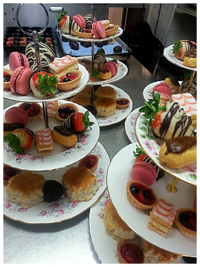 Afternoon Tea Liverpool - Shrewsbury Lodhge Hotel
