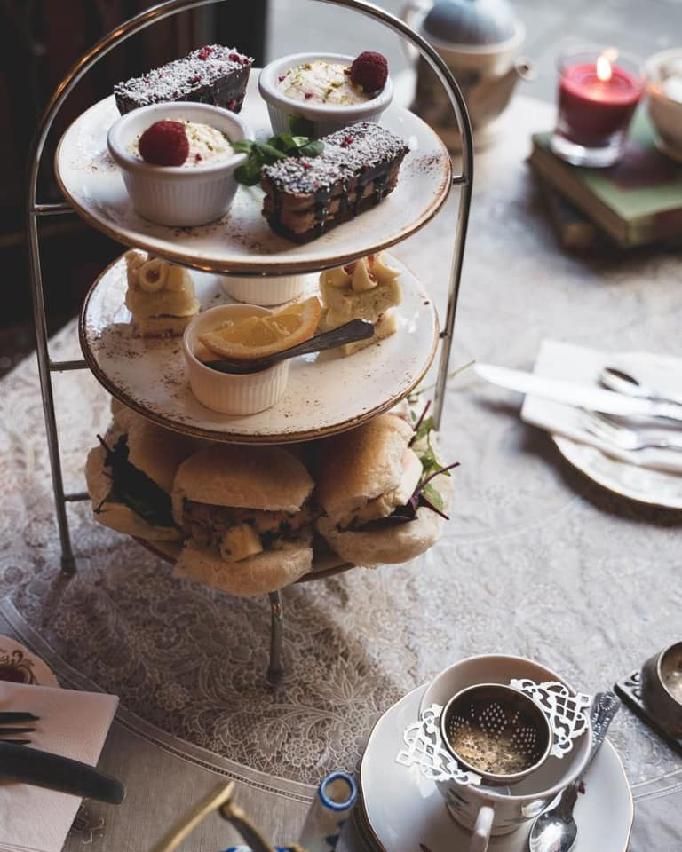 Afternoon Tea Manchester - Sugar Junction