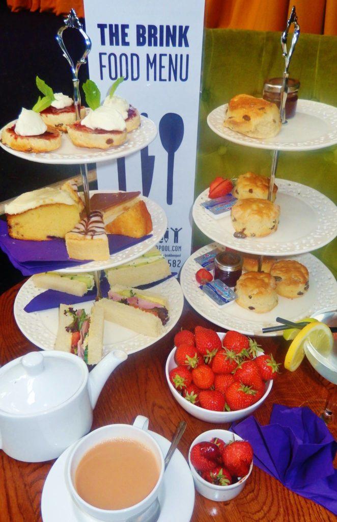 Afternoon Tea Liverpool - The Brink