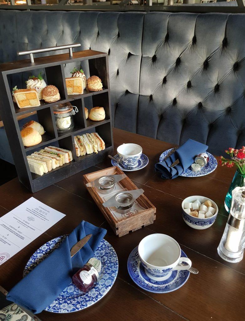 Afternoon Tea Liverpool - Titanic Hotel