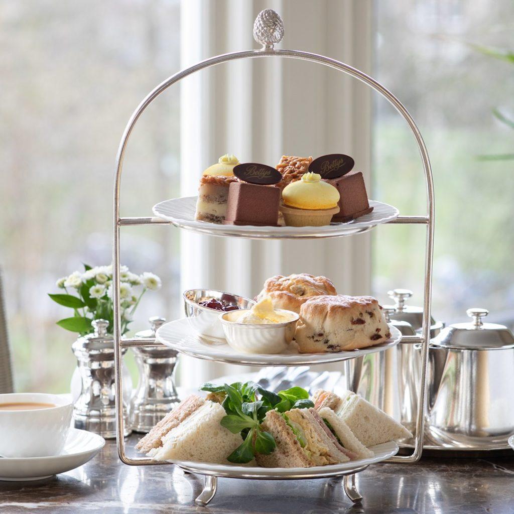 Afternoon Tea York - Bettys