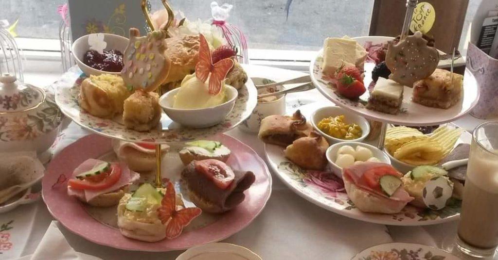 Afternoon Tea Leeds - Billing Tea Room