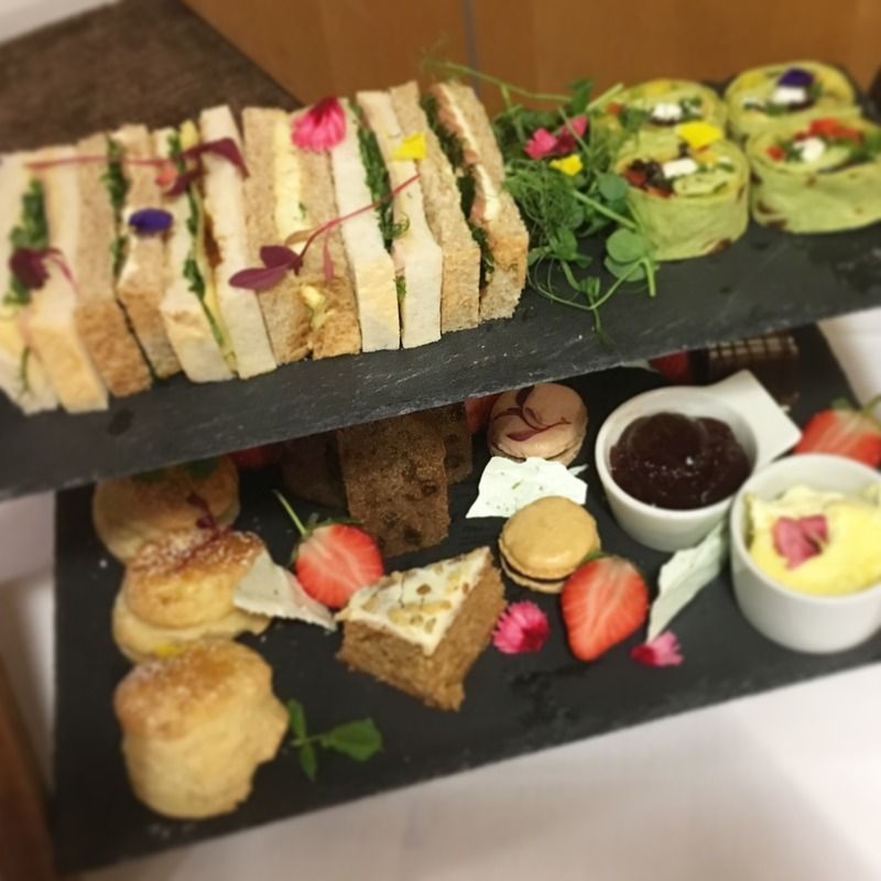 Afternoon Tea Cardiff - Cardiff Bay Hotel