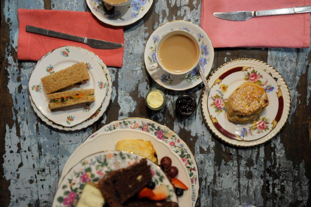 Afternoon Tea Nottingham - Debbie Bryan