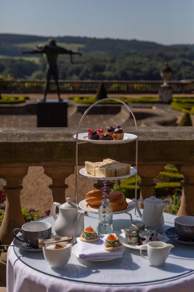 Afternoon Tea Leeds - Harewood House