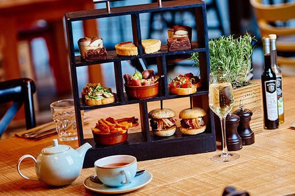 Afternoon Tea Bristol - Bardolino at MPW