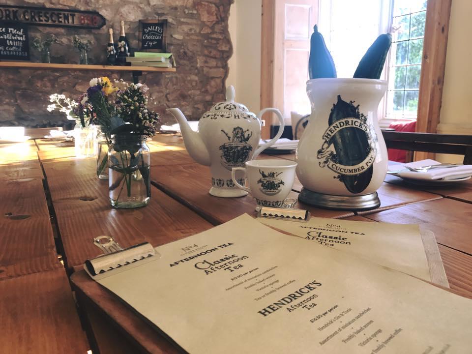 Afternoon Tea Bristol - No.$ Clifton Village