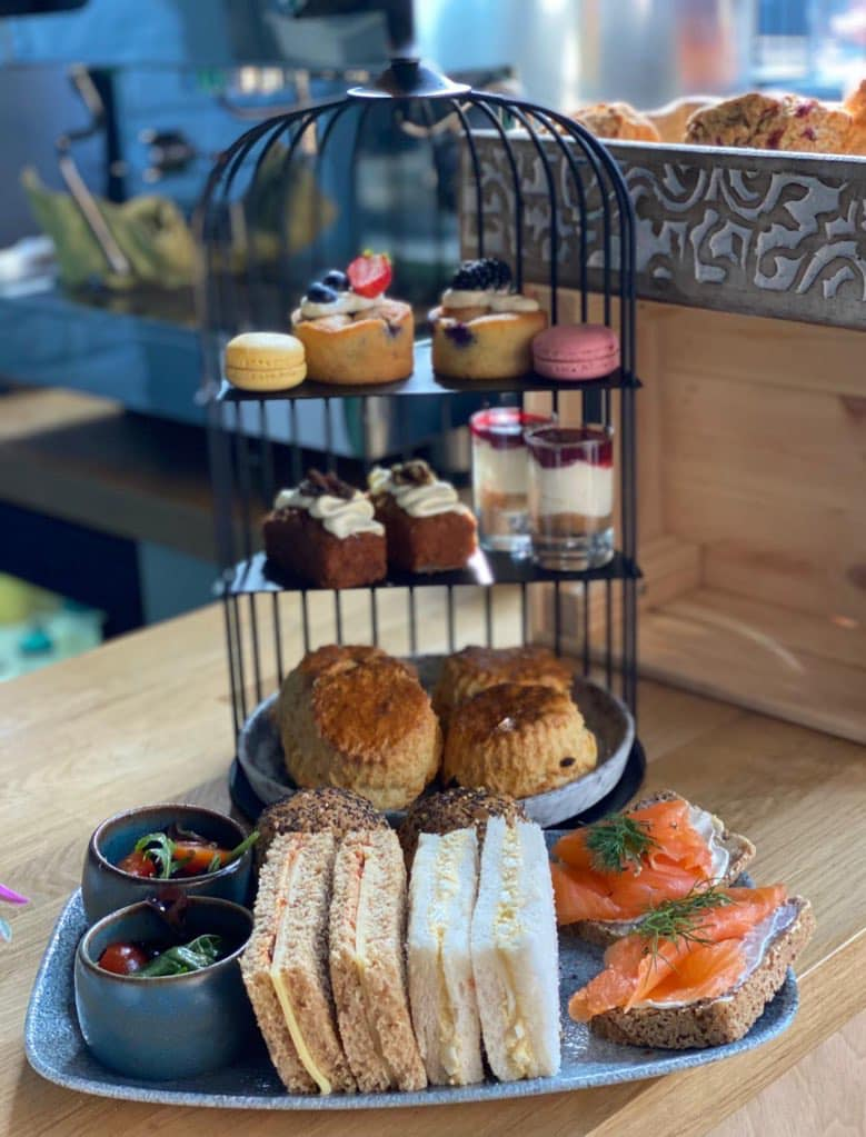 Afternoon Tea York - Parlormade Cafe and Scone House