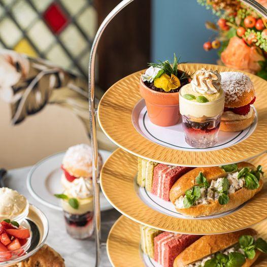 Afternoon tea Bristol - The Ivy Clifton Brasserie