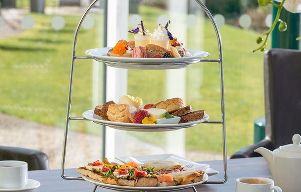 Afternoon Tea Cardiff - Vale Resort