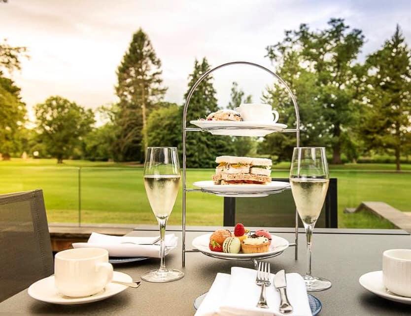 Afternoon Tea York - Aldwark Manor