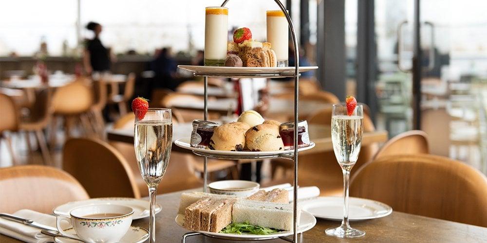 Afternoon Tea Oxford - Ashmolean Cafe