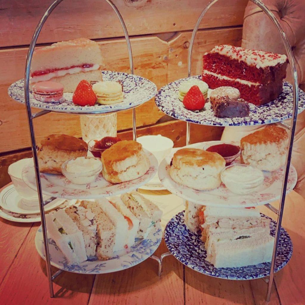 Afternoon Tea Cardiff - Barker Tea House