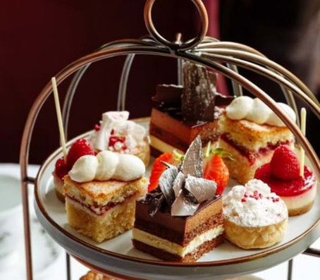 Afternoon Tea Nottingham - Belfry Nottingham