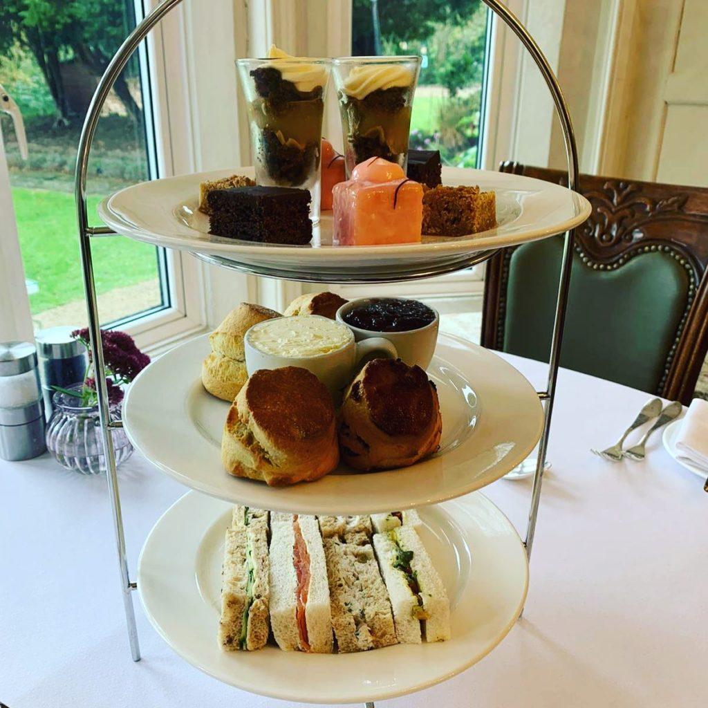 Afternoon Tea Bristol - Berwick Lodge
