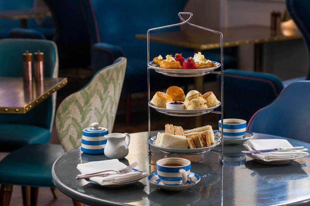 Afternoon Tea Bristol - The Bristol Harbour Hotel