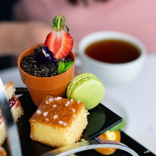 Afternoon Tea Newcastle - Browns Bar & Brasserie