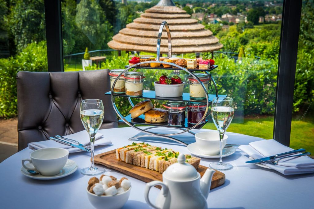Afternoon Tea Bristol - Cadbury House Doubletree by Hilton