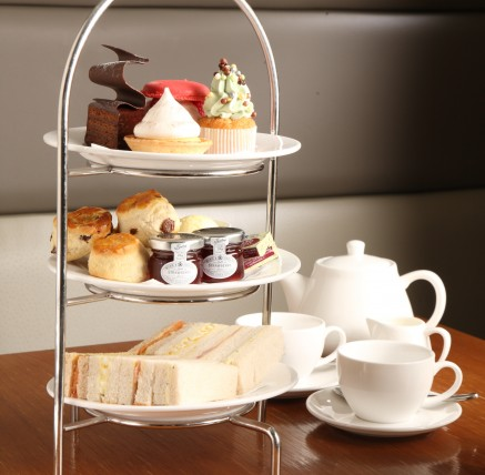 Afternoon Tea Newcastle - Cafe 21 at Fenwick