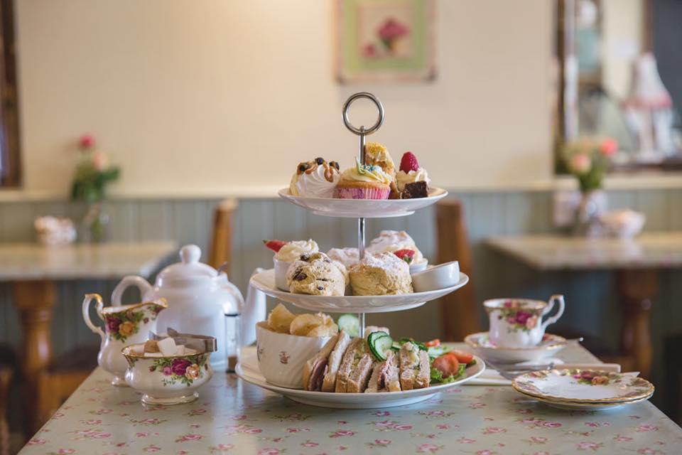Afternoon Tea York - Cakes D'Licious