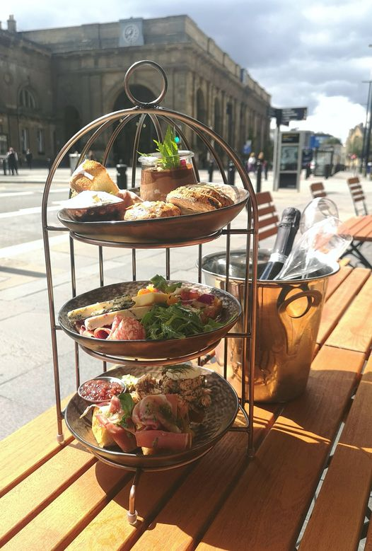 Afternoon Tea Newcastle - Central Oven and Shaker