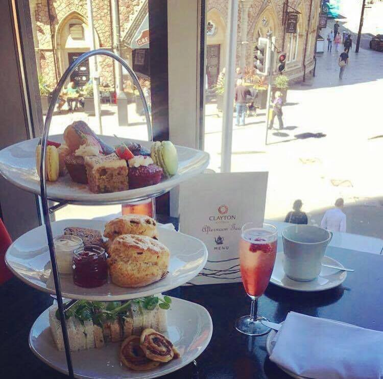 Afternoon Tea Cardiff - Clayton Hotel