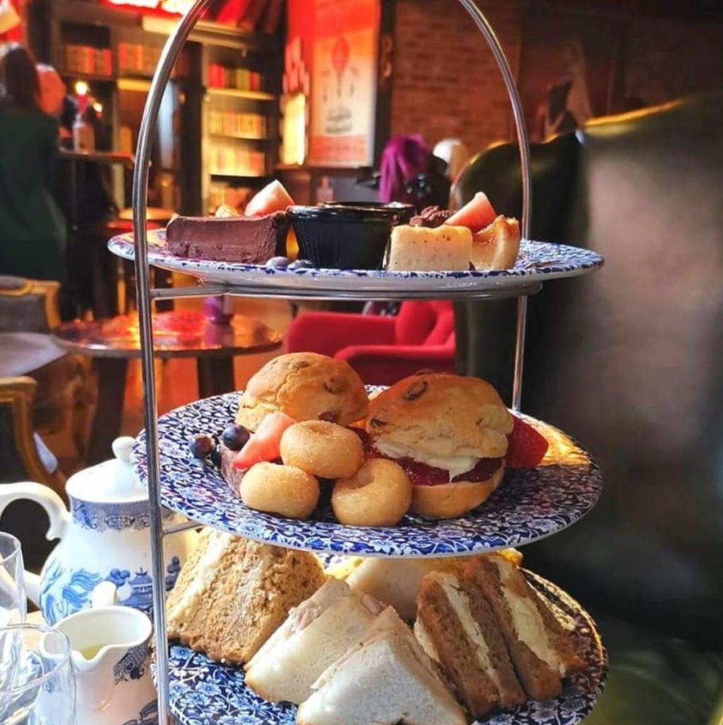 Afternoon Tea Newcastle - Colonel Porters Emporium