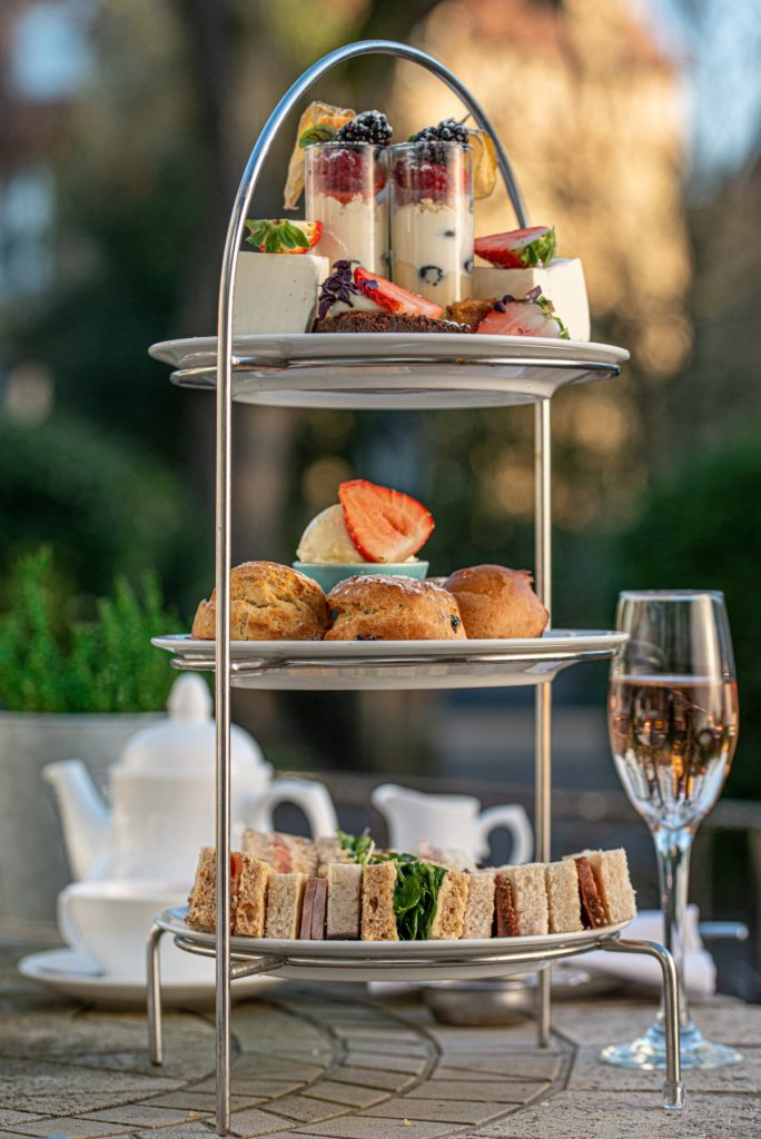 Afternoon Tea Oxford - Cotswold Lodge Hotel