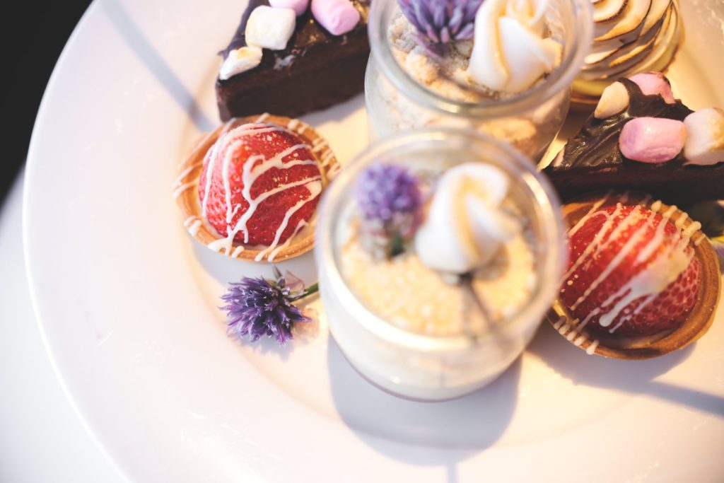 Afternoon Tea Newcastle - Hawthorns Brasserie at Crowne Plaza