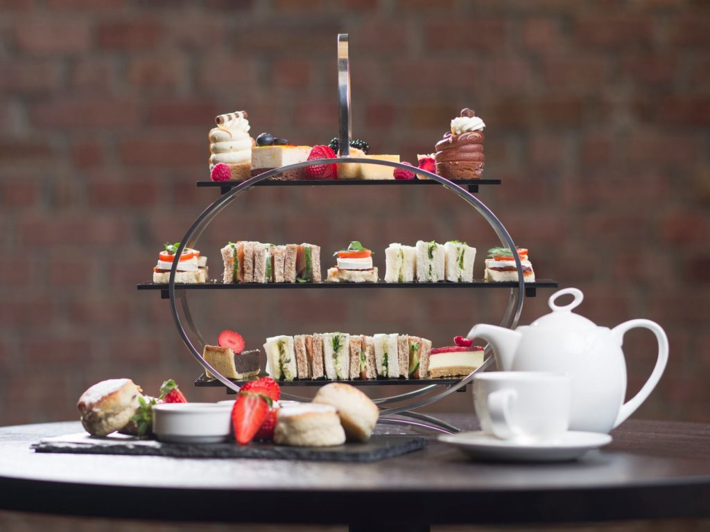 Afternoon Tea Nottingham - Swatch Bar at the Crowne Plaza