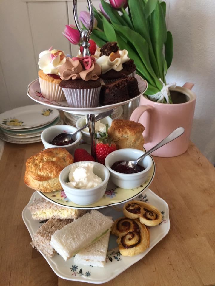 Afternoon Tea York - Crumbs Cupcakery