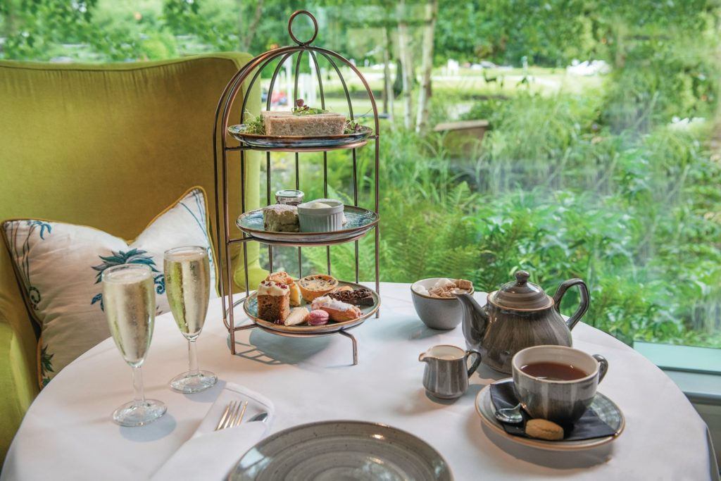 Afternoon Tea Oxford - De Vere Oxford Thames