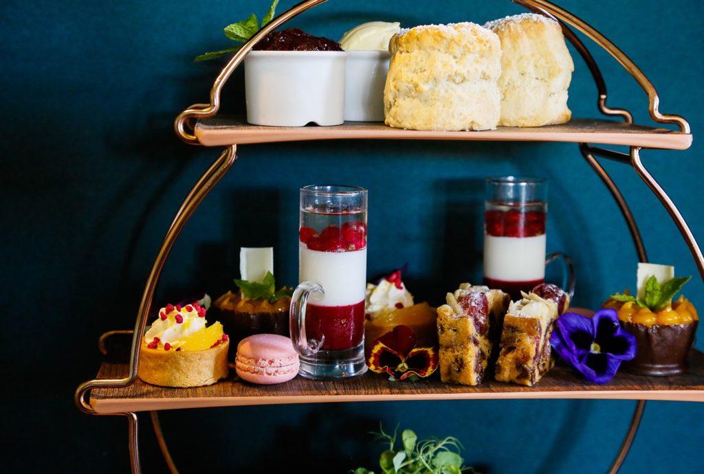 Afternoon Tea Oxford - Eynsham Hall Hotel
