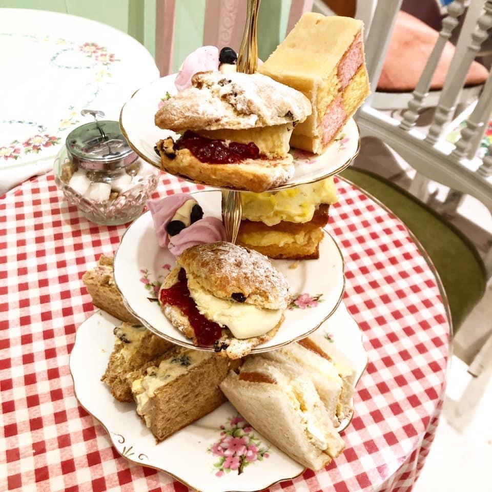 Afternoon Tea Leeds - Dulcie Butterfly