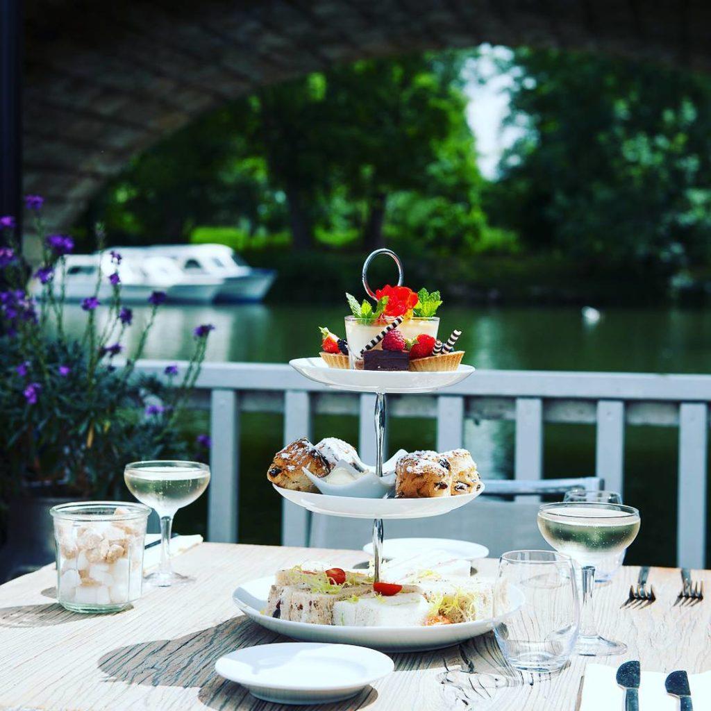 Afternoon Tea Oxford - Folly Restaurant