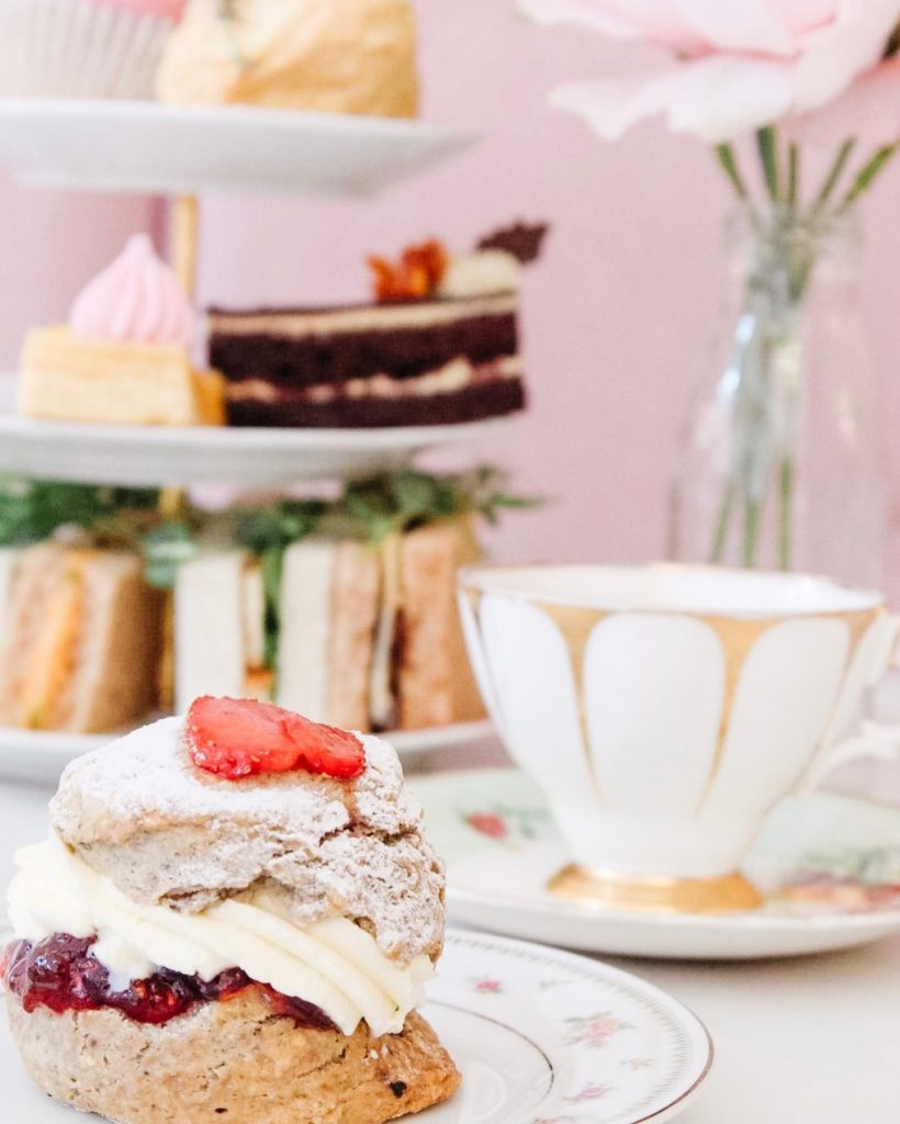 Afternoon Tea Newcastle - Great British Cupcakery