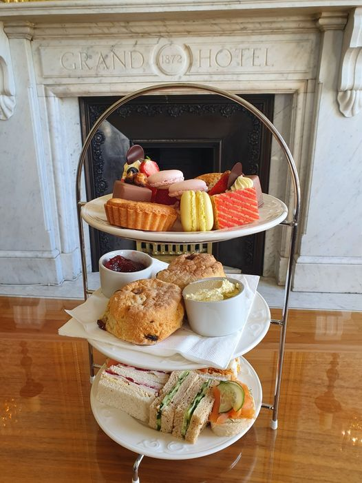 Afternoon Tea Newcastle - Grand Hotel Tynemouth