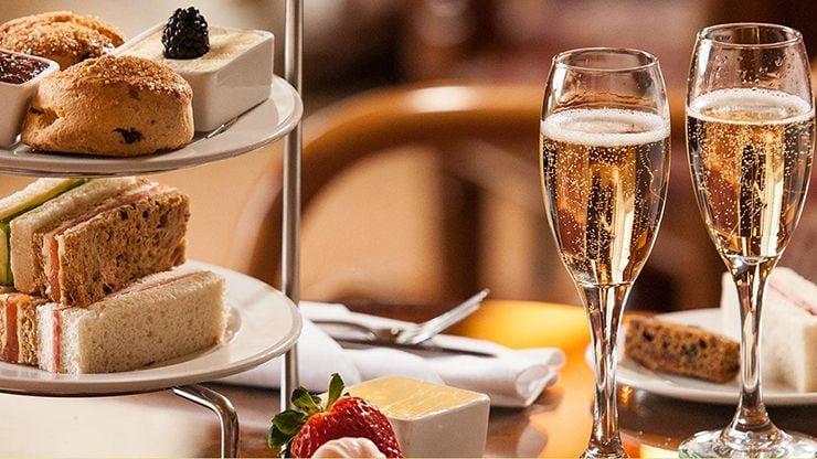 Afternoon Tea York - Grange Hotel