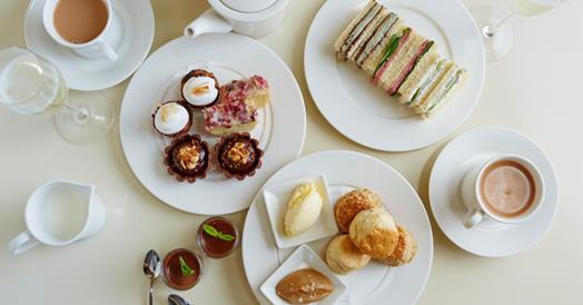 Afternoon Tea Bristol - Harvey Nichols