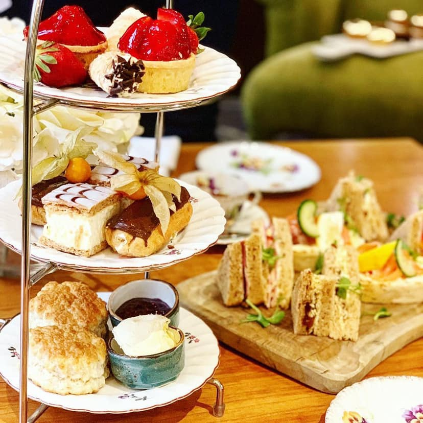 Afternoon Tea Nottingham - Bric Bar and Kitchen