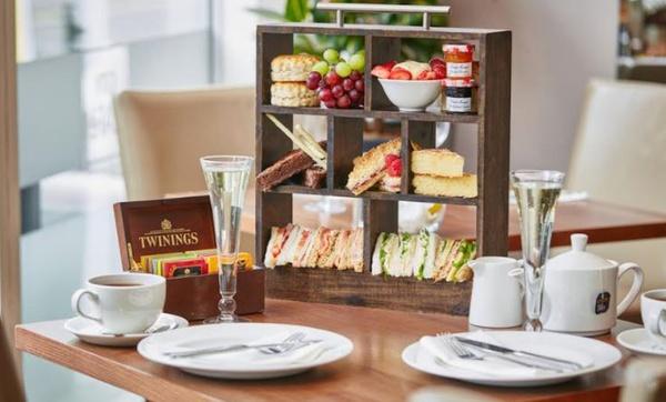 Afternoon Tea Bristol - Hilton Garden Inn
