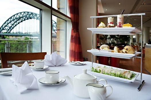 Afternoon Tea Newcastle - Windows on the Tyne Restaurant