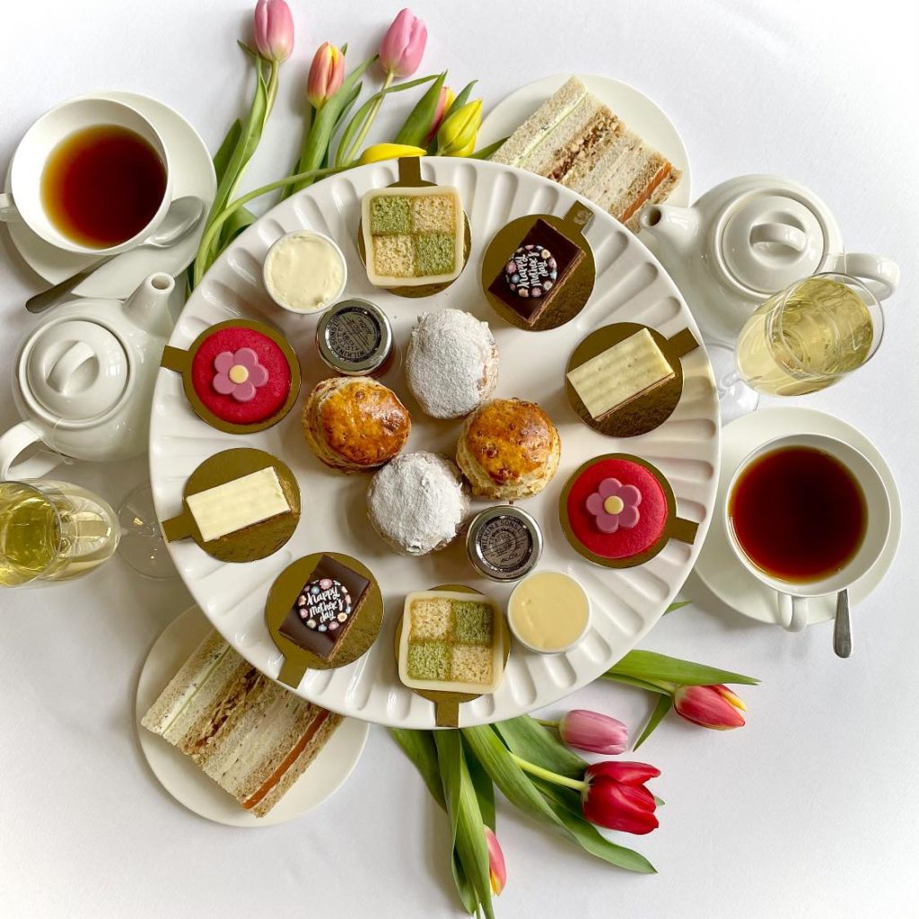 Afternoon tea Newcastle - Jesmond Dene House Restaurant