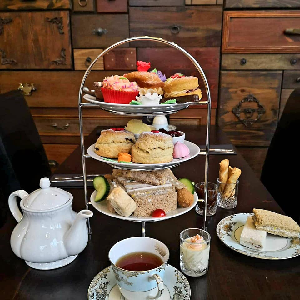 Afternoon tea Nottingham - Josephines