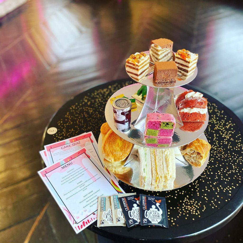 Afternoon Tea Nottingham - Lace Market Hotel