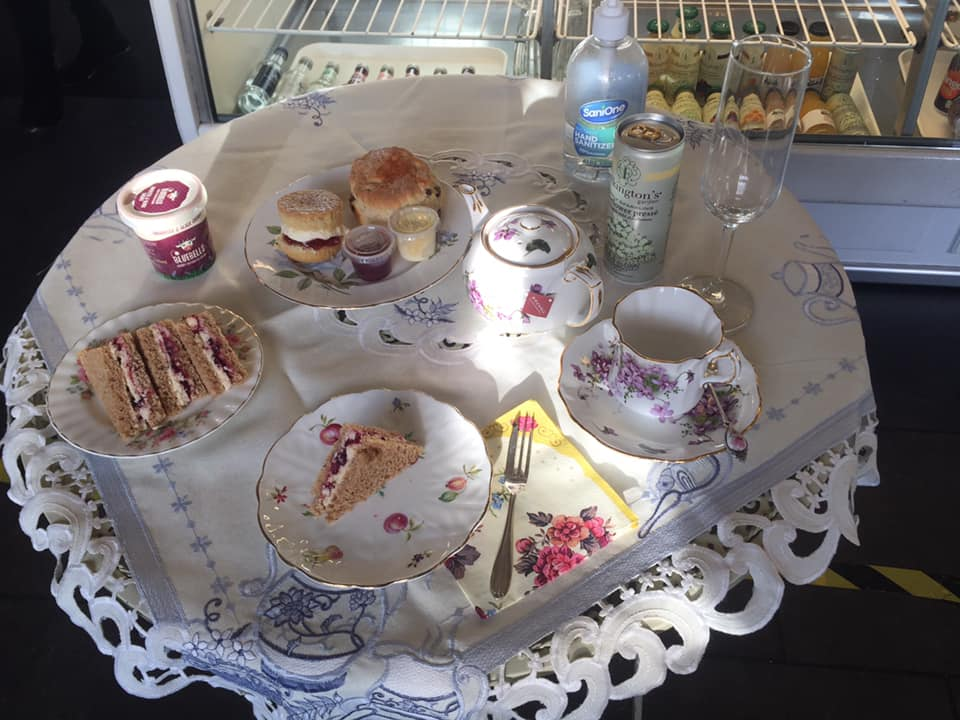 Afternoon Tea Nottingham - Lady Jayne's Tearoom