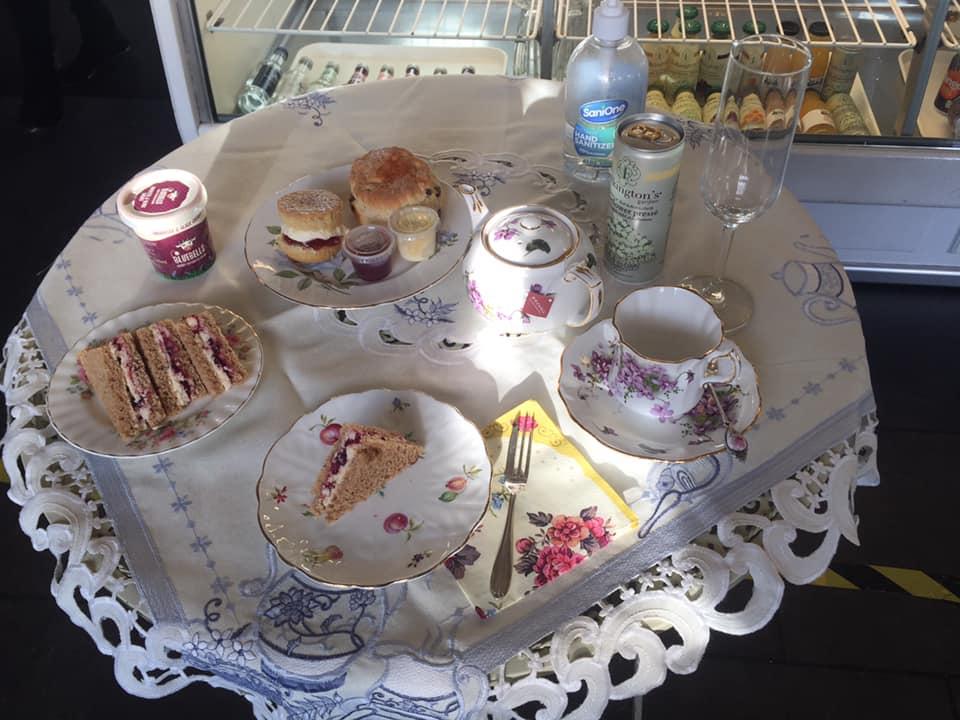 Afternoon Tea Nottingham - Lady Jayne's Tearoom