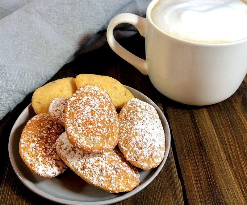 Afternoon Tea Ideas - Lavender Madeleines