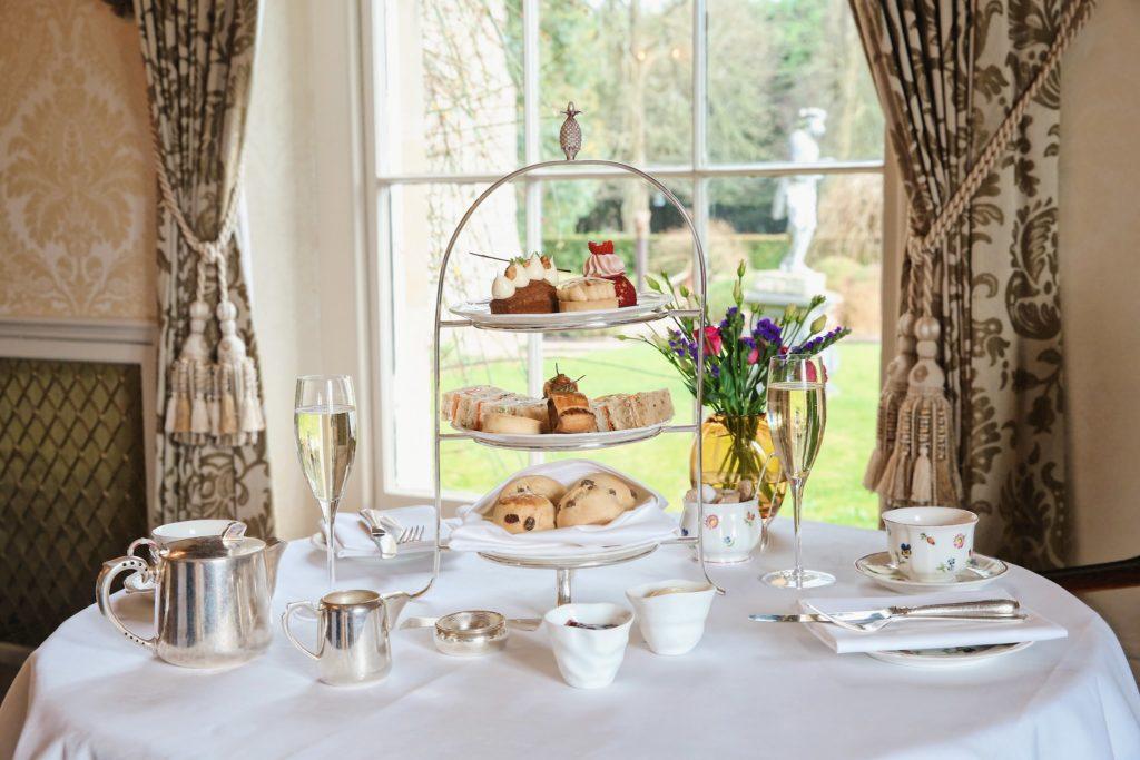 Afternoon Tea Cotswolds - Lucknam Park Hotel & Spa