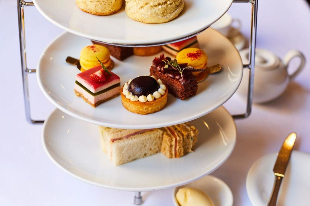 Afternoon Tea Oxford - Minster Mill Hotel